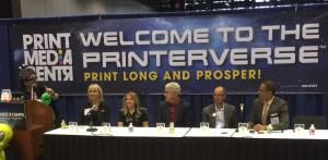 Panel Eva Printerverse beskuren